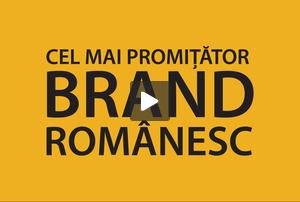 Cel mai promitator brand romanesc / www.celmaipromitatorbrandromanesc.ro