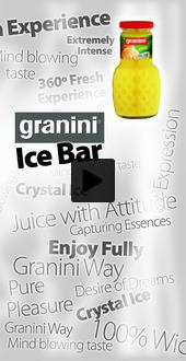Granini Ice Bar