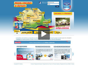 Nutriday website