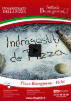 Indragostiti de pizza