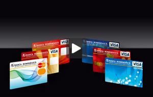 design carduri Banca Romanesca
