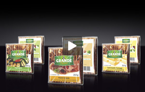 packaging Grande Pannini