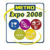Logo METRO EXPO 2008