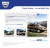 Noutati de la Dacia Duster!